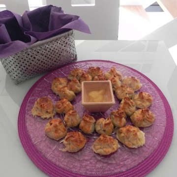 "Empanadillas ""glam"""