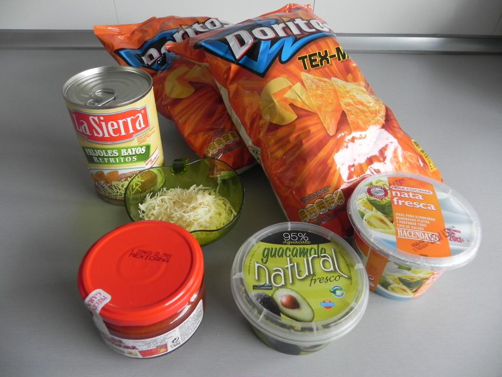Cocotte minute nachos