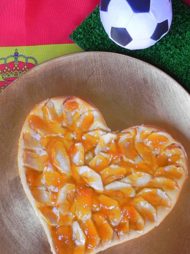 "Tarta ""Absoluta"" de manzana"