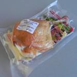 Muslo de pato en confit listo para hornear