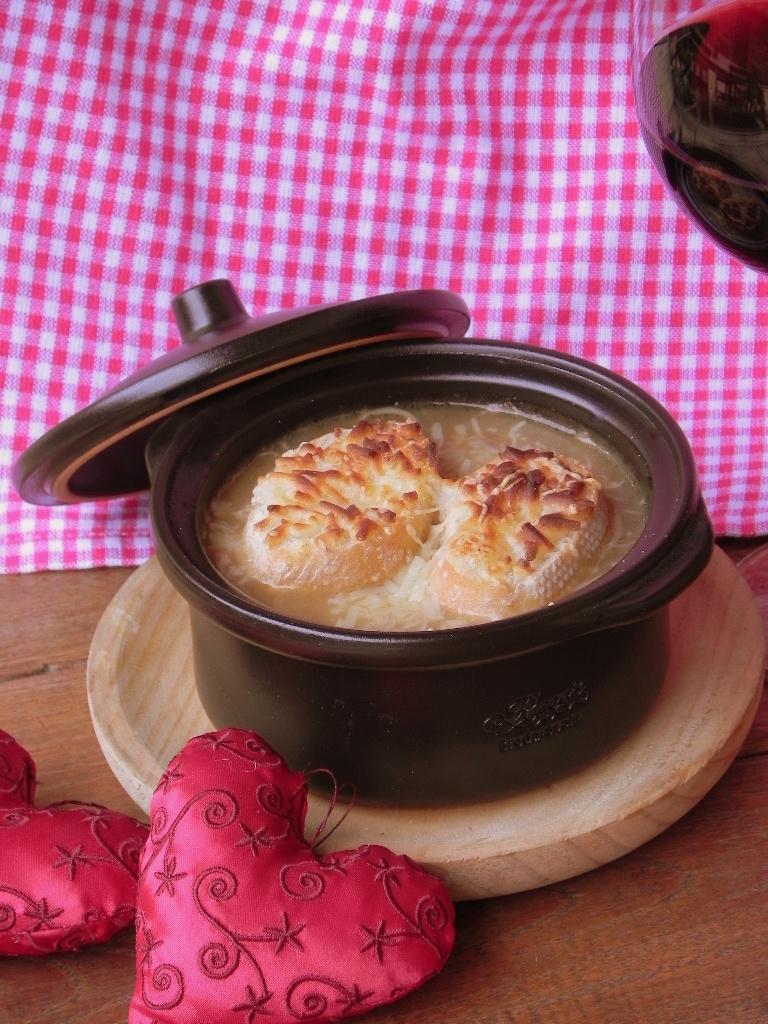 Sopa de cebolla en cocotte cocotteminute - Cocinar en cocotte ...