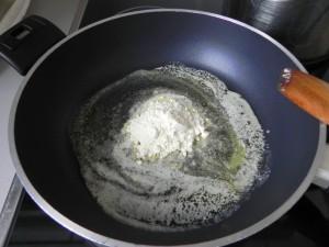 Añadiños la harina