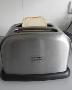 Tostamos el pan