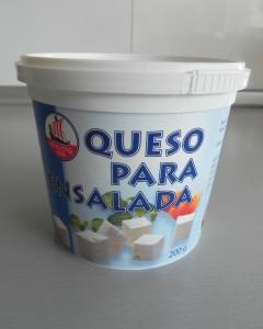 Queso fresco apra ensaladas