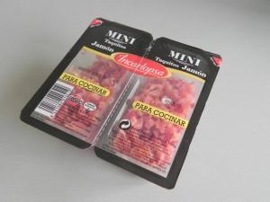 Taquitos de jamón