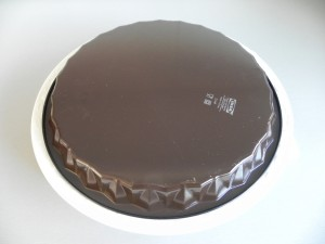 Y volcamos la tarta