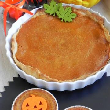 """""""Pumpkin Pie"""" (Pastel de calabaza)"""