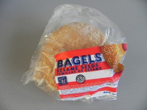 Bagel americanos de Taste of America