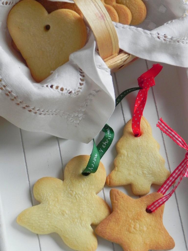 Galletas de Navidad (o de Reyes)