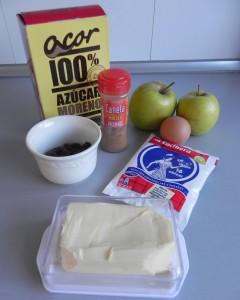 Ingredientes Mini Apfelstrudeln