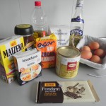 Ingredientes tarta Chocolatísima