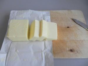 Cortamos la mantequilla