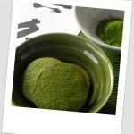 Galletas de té verde