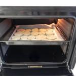 Las metemos al horno durante 10 ó 15 minutos hasta que el pan se dore