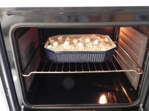 LO metemos al horno durante 25 minutos aprox.