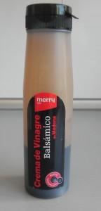 REducción de vinagre balsámico de Módena