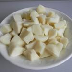 Patatas chascadas