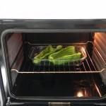 Los metemos al horno a 180º hasta que estén un poco blandos (ojo con que no se os quemen). Unos 10 min a prox.
