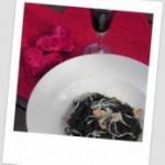 Spaghetti bianco e nero