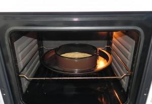 Lo metemos al horno 10 minutos a 170º