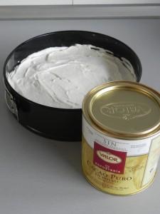 Decoramos con cacao en polvo