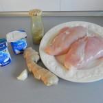 Ingredientes Pollo Garam Masala