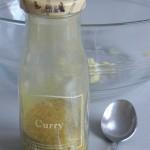Añadimos el curry
