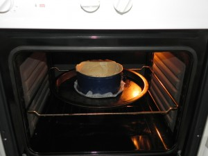 Lo metemos durante 5/7 minutos en el horno