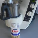 Añadimos la leche evaporada