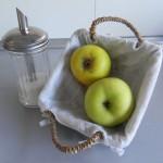 Ingredientes Chips de Manzana