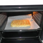 La metemos al horno el tiempo indicado (entre 5 y 8 minutos)