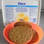 Ingredientes batido helado de galletas digestive