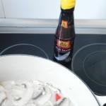 Añadimos la salsa de pescado