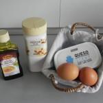 Ingredientes cheescake