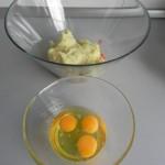 Batimos y añadimos los huevos