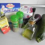 Ingredientes vasitos mediterráneos