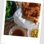 Crunchy nuggets (de pollo)