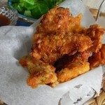 Crunchy nuggets (nuggets de pollo extracrujientes)