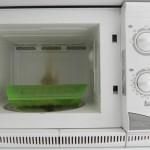 La metemos al horno durante 4 minutos a potencia máxima