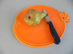 Pelamos la pera