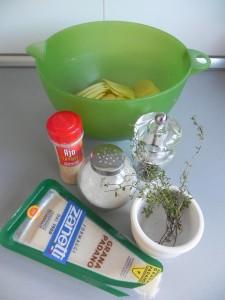Añadimos el resto de los ingredientes