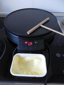 Añadimos un poco de mantequilla