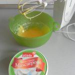 Añadimos el mascarpone