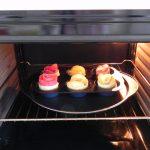 Las metemos al horno a 180º hasta que estén doradas