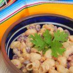 Ensalada de pasta mexicana