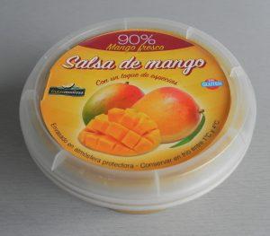 Y las podéis acompañar de esta nueva salsa de mango con un toque picante de Mercadona
