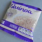 Quinoa congelada