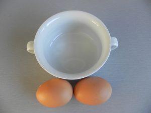 Batimos los dos huevos