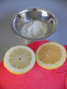 Añadimos el zumo de limón