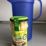 Ponemos los espárragos en un recipiente junto con todo su líquido